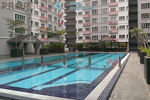 For Rent Condominium at Banjaria Court, Batu Caves Freehold Unfurnished 3R/2B 1.2k