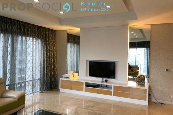 For Rent Condominium at Pavilion Residences, Bukit Bintang Freehold Fully Furnished 3R/4B 10k