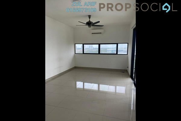 For Rent Condominium at Kemuning Bayu , Kemuning Utama Freehold Semi Furnished 3R/2B 1.5k