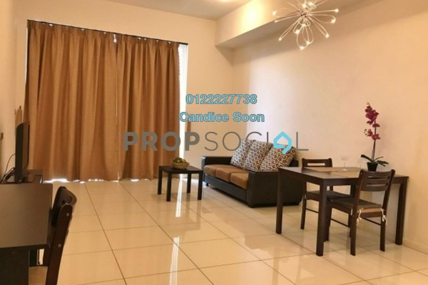 Serviced Residence For Rent in M Suites, Ampang Hilir Freehold Fully Furnished 1R/1B 2.28k