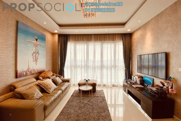 Serviced Residence For Sale in Regalia @ Jalan Sultan Ismail, Kuala Lumpur Freehold Fully Furnished 1R/1B 580k