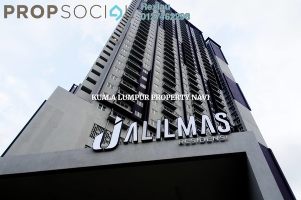 Apartment For Sale in Residensi Jalilmas, Bukit Jalil Freehold Unfurnished 3R/2B 260k