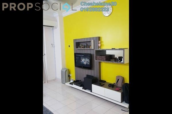 Condominium For Rent in Astana Putra, Bukit Rahman Putra Freehold Fully Furnished 2R/2B 1.2k