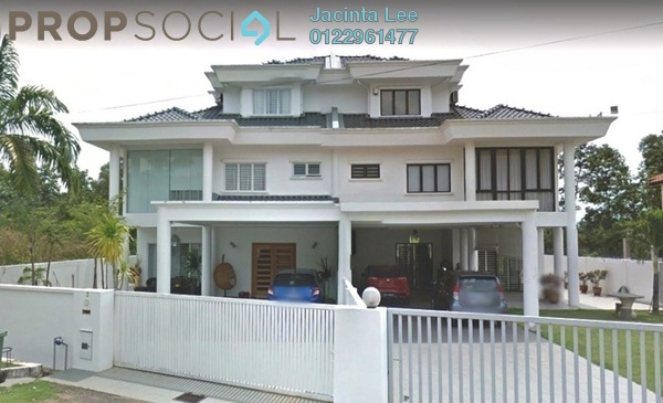 Semi-Detached For Sale in Jalan Tun Ismail, Kuantan Freehold Semi Furnished 6R/5B 673k