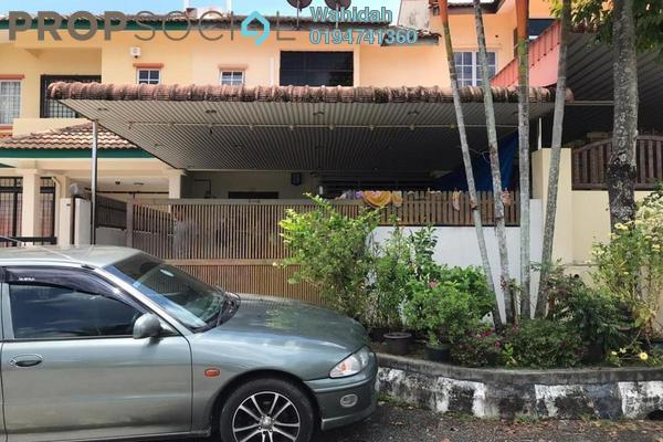 For Sale Terrace at Kulim Techno City Fasa 1, Kulim Freehold Semi Furnished 4R/3B 355k
