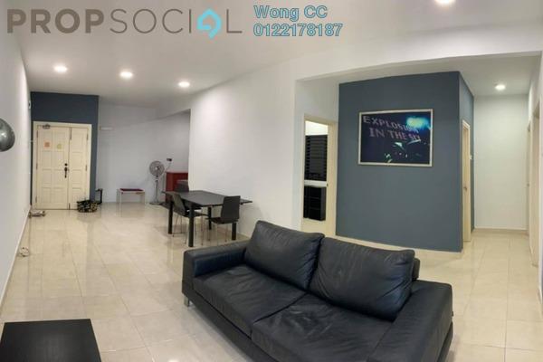 Condominium For Sale in Pelangi Utama, Bandar Utama Freehold Fully Furnished 3R/2B 550k