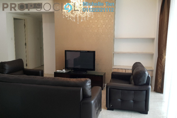 For Rent Condominium at K Residence, KLCC Freehold Fully Furnished 2R/2B 5k