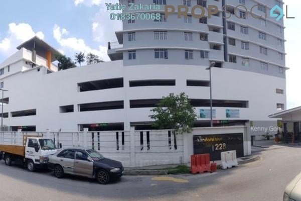Condominium For Rent in 228 Selayang Condominium, Selayang Freehold Fully Furnished 3R/2B 1.4k
