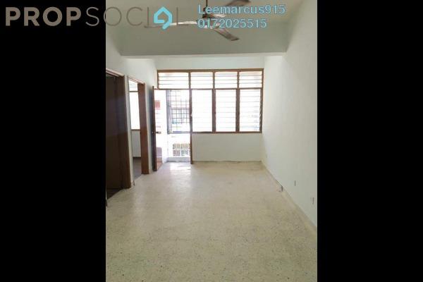 Apartment For Sale in Taman Intan Baiduri, Selayang Freehold Semi Furnished 3R/2B 195k