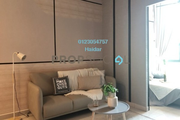 Condominium For Rent in Liberty Arc @ Ampang Ukay, Ukay Freehold Fully Furnished 1R/1B 1.6k