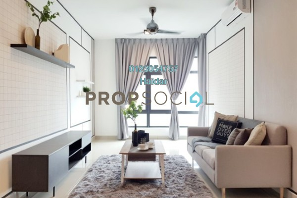 Condominium For Rent in Pearl Suria, Old Klang Road Freehold Fully Furnished 2R/2B 2k