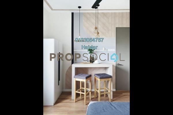 Condominium For Rent in Bennington Residences, Setapak Freehold Fully Furnished 0R/1B 1.5k