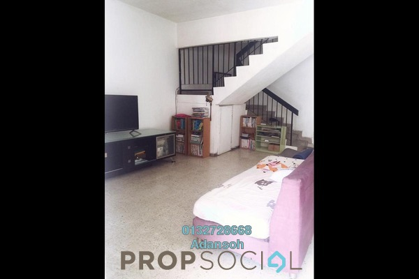 Terrace For Sale in Taman Daya, Kepong Freehold Semi Furnished 5R/3B 725k