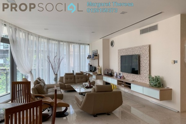 Condominium For Sale in K Residence, KLCC Freehold Fully Furnished 3R/3B 3m