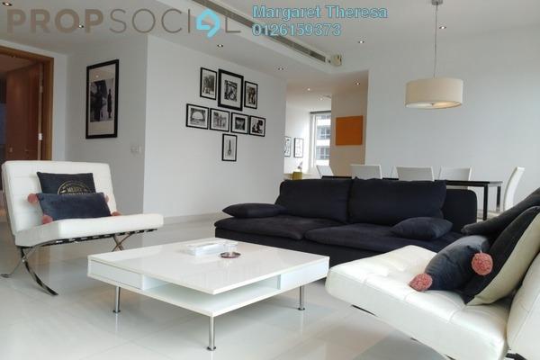 Condominium For Rent in Verticas Residensi, Bukit Ceylon Freehold Fully Furnished 2R/2B 4.7k