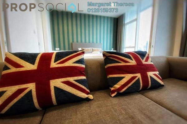 Condominium For Sale in Platinum Suites, KLCC Freehold Fully Furnished 1R/1B 1.3m