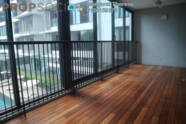Condominium For Sale in Sastra U-Thant, Ampang Hilir Freehold Fully Furnished 3R/3B 2.99m