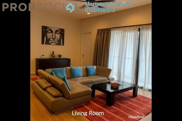 Condominium For Sale in St Mary Residences, KLCC Freehold Fully Furnished 2R/2B 2.5m