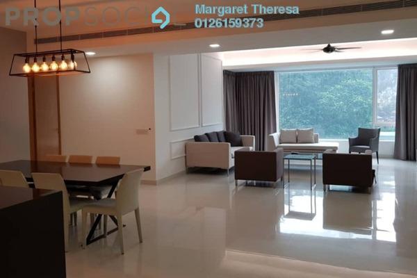 Condominium For Rent in Verticas Residensi, Bukit Ceylon Freehold Fully Furnished 4R/3B 10k