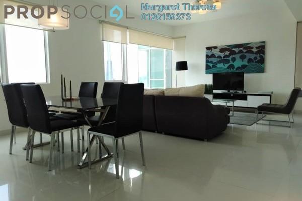 Condominium For Rent in Verticas Residensi, Bukit Ceylon Freehold Fully Furnished 2R/2B 4.5k