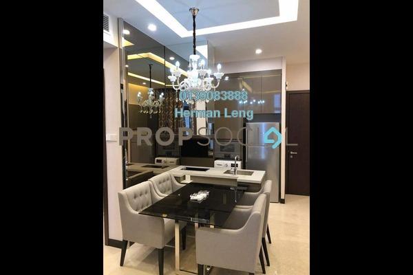 Condominium For Rent in Dorsett Residences, Bukit Bintang Freehold Fully Furnished 2R/2B 4.05k