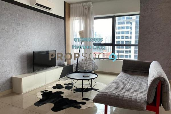 Condominium For Rent in Arte +, Jalan Ampang Freehold Fully Furnished 3R/2B 1.85k