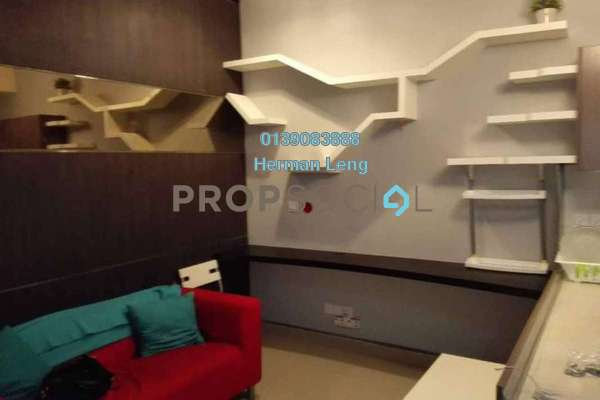Condominium For Rent in Windsor Tower, Sri Hartamas Freehold Fully Furnished 1R/1B 1.2k