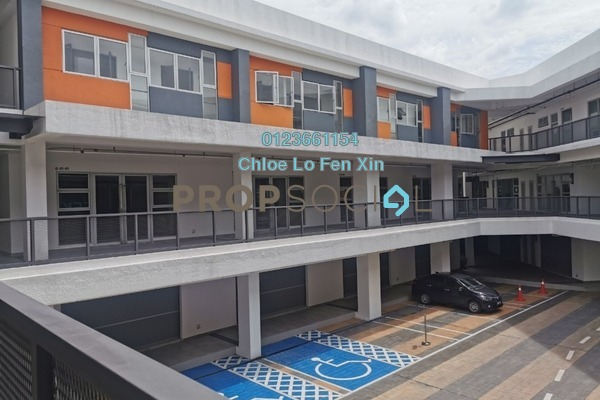 Shop For Rent in Sekitar 26, Shah Alam Freehold Unfurnished 0R/0B 2.5k