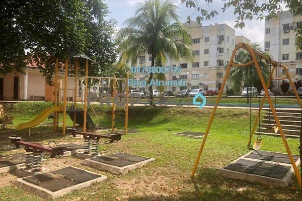 Apartment For Sale in Indera Subang, UEP Subang Jaya Freehold Unfurnished 3R/2B 245k