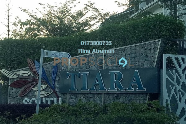 Terrace For Sale in Tiara South, Semenyih Freehold Semi Furnished 5R/4B 680k