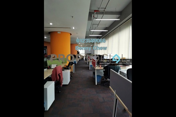 For Rent Office at Hartamas Heights, Dutamas Freehold Semi Furnished 0R/0B 27.7k