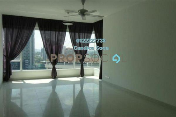 Condominium For Sale in Verticas Residensi, Bukit Ceylon Freehold Fully Furnished 2R/2B 1.15m
