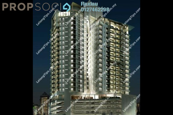 Condominium For Sale in Richmond, Mont Kiara Freehold Unfurnished 4R/3B 774k