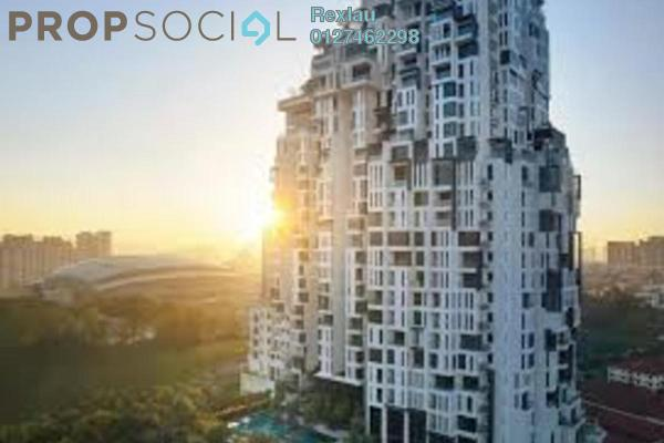 Serviced Residence For Sale in Icon Residence (Mont Kiara), Dutamas Freehold Semi Furnished 3R/4B 2.3m