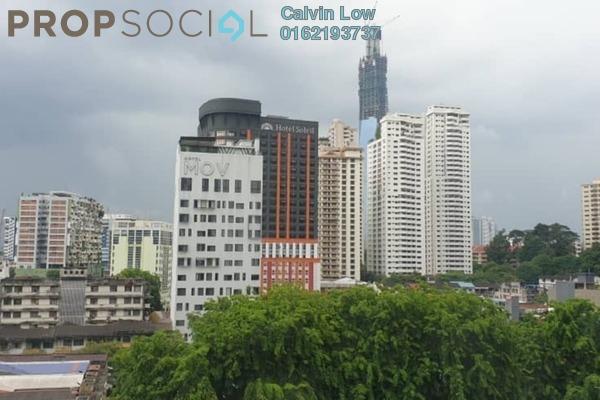 For Sale Condominium at 38 Bidara, Bukit Ceylon Freehold Semi Furnished 2R/2B 548k