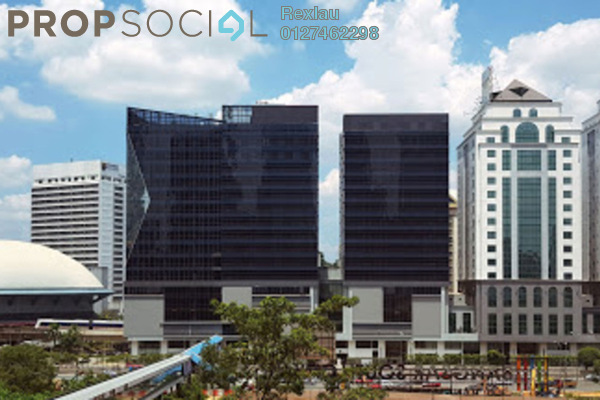 Office For Sale in Bangsar Trade Centre, Pantai Freehold Unfurnished 0R/1B 522k