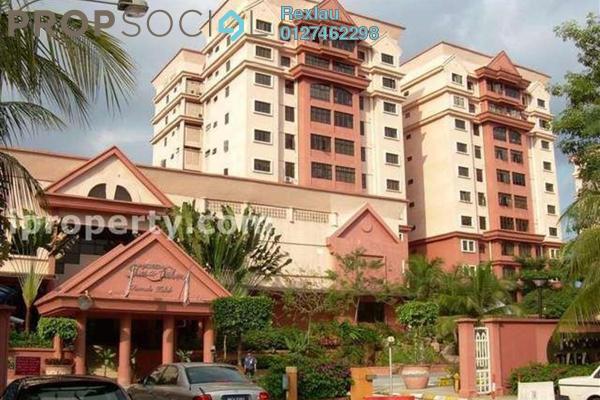 Condominium For Sale in Tiara Faber, Taman Desa Freehold Unfurnished 3R/2B 500k