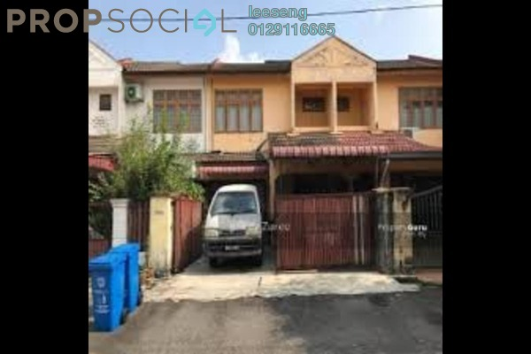 Terrace For Sale in Taman Batu Tiga, Subang Jaya Freehold Unfurnished 0R/0B 300k