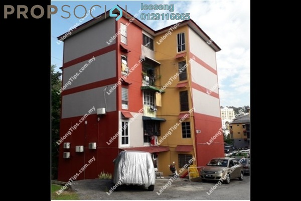 Apartment For Sale in Taman Bukit Idaman, Selayang Freehold Unfurnished 0R/0B 64.8k