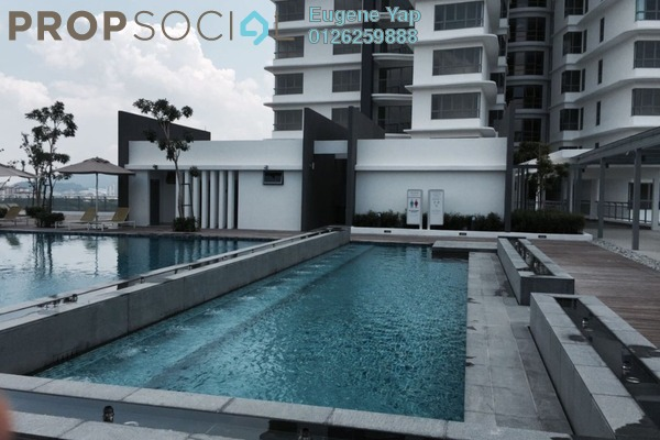 Condominium For Sale in The Westside Two, Desa ParkCity Freehold Semi Furnished 3R/3B 1.33m