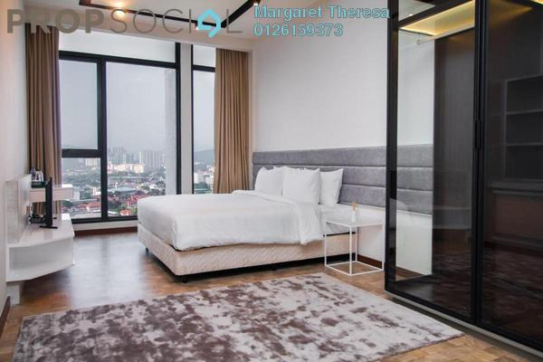 Condominium For Rent in Expressionz Professional Suites, Titiwangsa Freehold Fully Furnished 1R/1B 1.3k