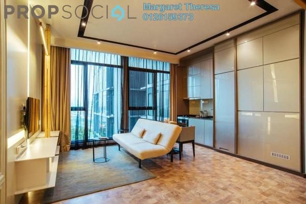 Condominium For Rent in Expressionz Professional Suites, Titiwangsa Freehold Fully Furnished 1R/1B 1.6k