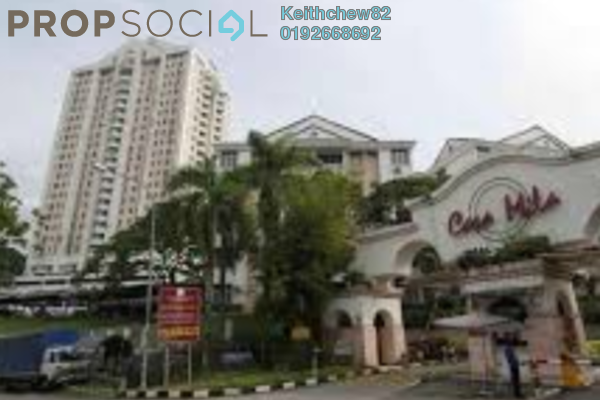 Apartment For Sale in Casa Mila, Selayang Freehold Unfurnished 3R/2B 230k