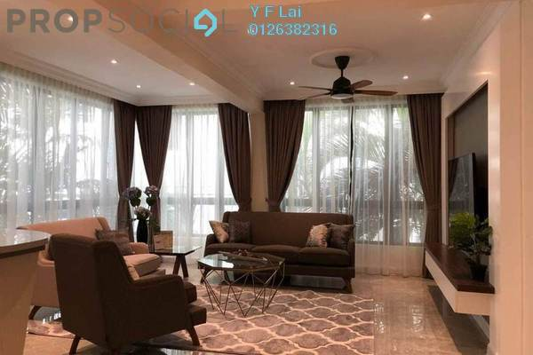Condominium For Sale in Sri Kenny, Kenny Hills Freehold Fully Furnished 4R/4B 2.48m