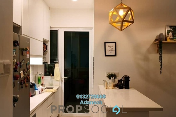 For Sale Condominium at Scenaria, Segambut Freehold Fully Furnished 3R/3B 730k
