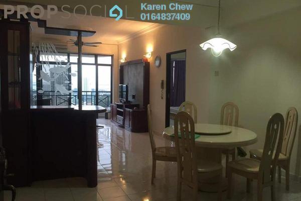 Condominium For Sale in Sunny Ville, Batu Uban Freehold Fully Furnished 3R/2B 480k