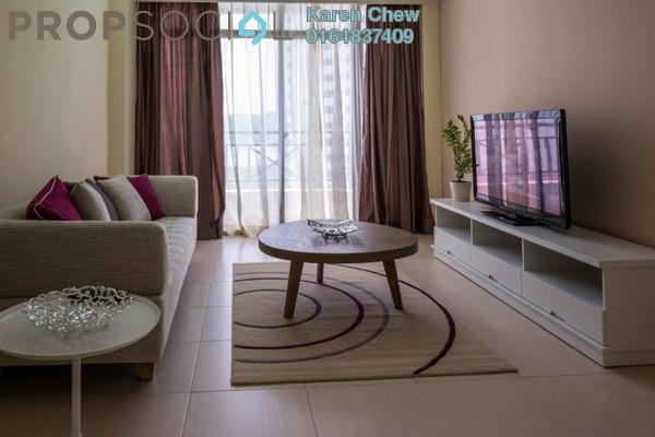 Condominium For Sale in Sunny Ville, Batu Uban Freehold Fully Furnished 3R/2B 420k