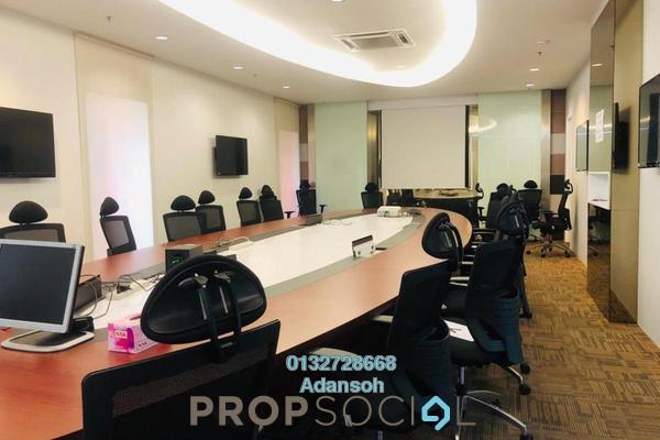 For Rent Office at Empire Damansara, Damansara Perdana Freehold Fully Furnished 0R/0B 11.5k