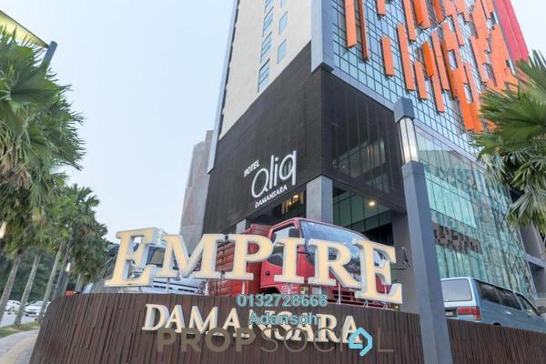 For Rent Office at Empire Damansara, Damansara Perdana Freehold Semi Furnished 0R/0B 15k