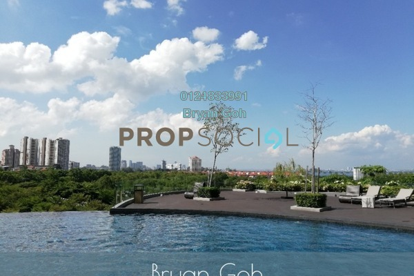 Condominium For Rent in Penang World City, Batu Uban Freehold Fully Furnished 2R/1B 1.4k